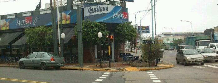 Mora is one of Lugares que conozco en Baires! y Vamos por más....