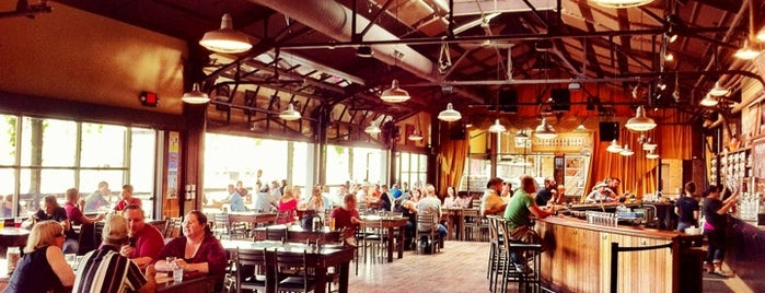 Founders Brewing Co. is one of Great Breweries (mainly microbreweries).