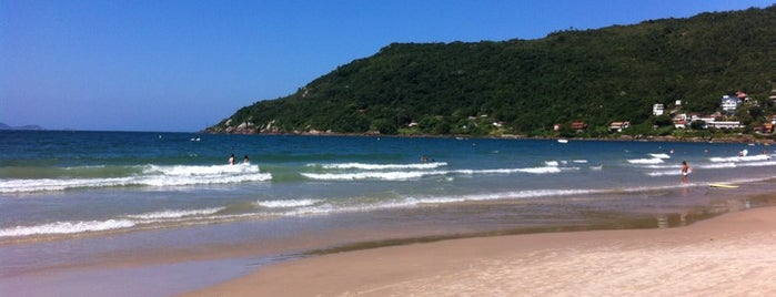 Praia da Lagoinha is one of Florianópolis.