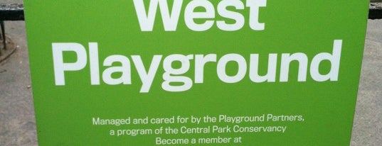 Central Park - Wild West Playground is one of The Great Outdoors NY.