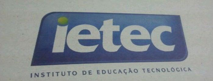 Instituto de Educação Tecnológica (IETEC) is one of Dia-a-dia.