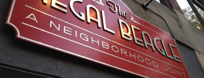 The Regal Beagle is one of Best places to eat & drink in Boston.