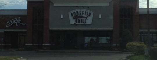 Bonefish Grill is one of Posti salvati di Jacque.
