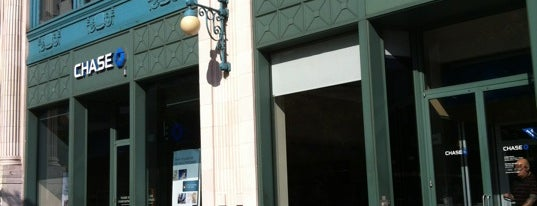 Chase Bank is one of Local Banks.