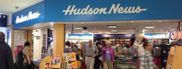 Hudson News is one of Local.