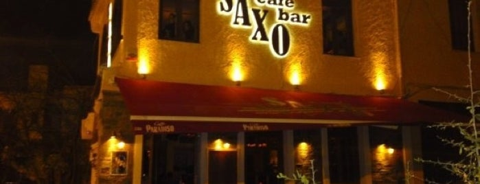 Saxo Cafe Bar is one of Bars/Cafes/Restaurants in Courtyards & Terraces.