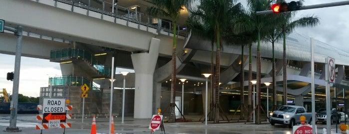 Miami Intermodal Center is one of sole.