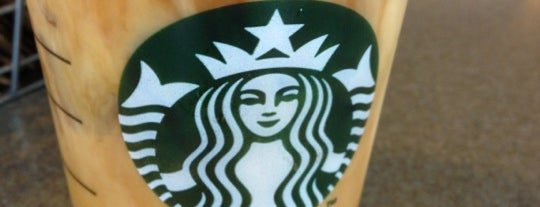 Starbucks is one of I [Starbucks Coffee] You.