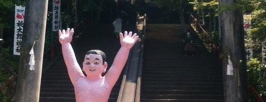 桃太郎神社 is one of 氣になる.