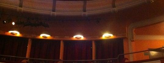 Teatro Reina Victoria is one of Madrid.