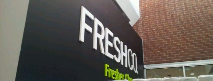 FreshCo is one of Elliott 님이 좋아한 장소.