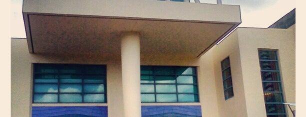 Miami Beach Regional Library - Miami-Dade Public Library System is one of Carol 님이 저장한 장소.