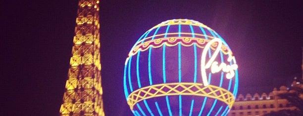 Paris Hotel & Casino is one of Las Vegas.