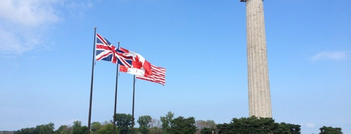 Perry's Victory and International Peace Memorial is one of OH - Ottawa Co. (PIB).