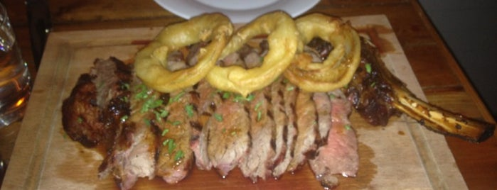 The Butcher Grill is one of Dublin TODO.