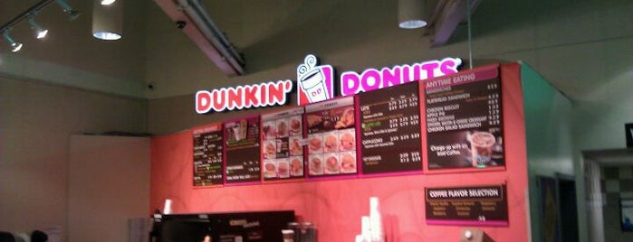 Dunkin' is one of Lugares guardados de Priscila.