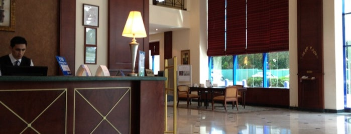 Radisson Blu is one of visited int..