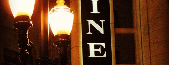 the Nines Hotel is one of Encounter cont'd.