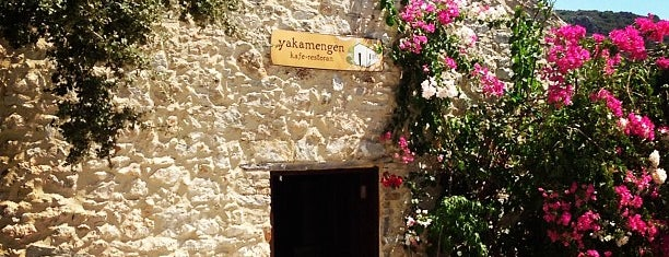 Yakamengen Kafe Restoran is one of datça.