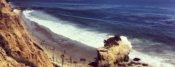 El Matador State Beach is one of Untuck Thyself.