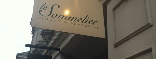 Le Sommelier is one of Copenhagen, Denmark.