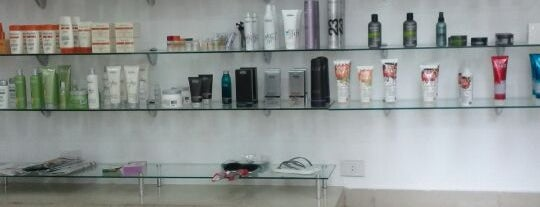 Salon Visage por Fábio & Márcio is one of สถานที่ที่ priscila ถูกใจ.
