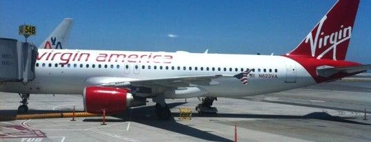 ท่าอากาศยานนานาชาติซานฟรานซิสโก (SFO) is one of AIRPORT.