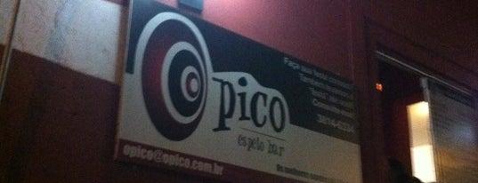 O Pico Espeto Bar is one of Food Pinheiros.
