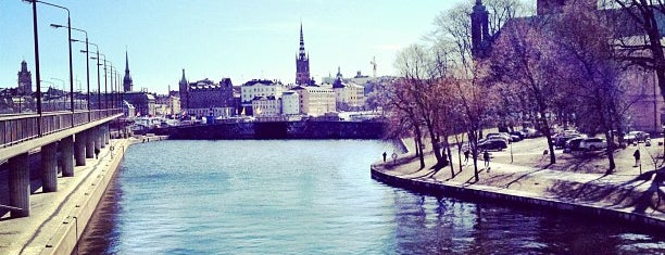 Klarabergsviadukten is one of Stockholm.