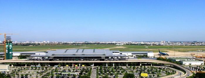 タンソンニャット国際空港 (SGN) is one of Airports.
