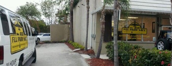 Parking Miami Cruise