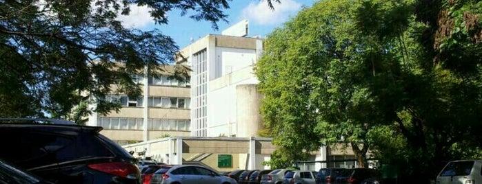 Faculdade de Tecnologia SENAI is one of Lieux qui ont plu à Káren.