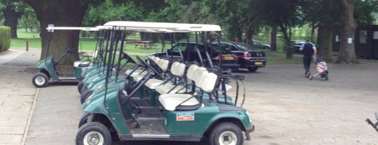 Richmond Park Golf Club is one of Round of golf anyone?.