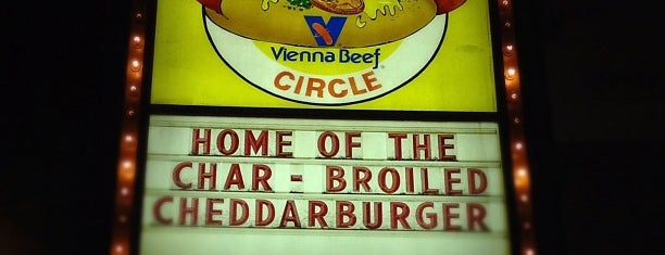 The Wiener's Circle is one of Must Do - Chicago.