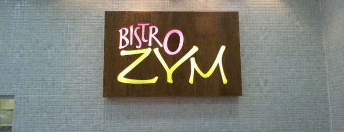 Bistro Zym is one of Natural.