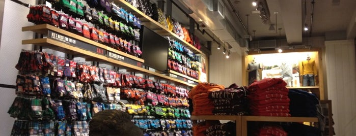 American Eagle & Aerie Store is one of NYC Cousins.