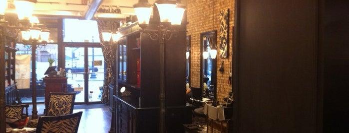 Restoration Salon is one of Siddy 님이 좋아한 장소.