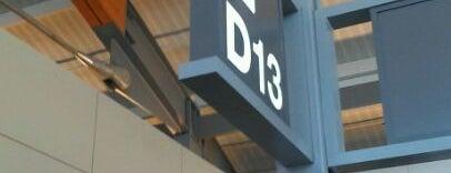 RDU - Gate D13 is one of Mo'nun Beğendiği Mekanlar.