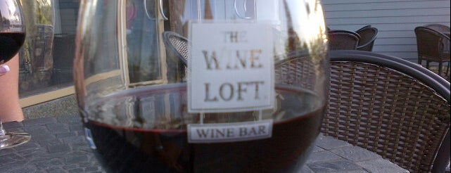 Wine Loft is one of Try.