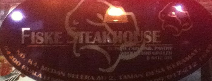 Fiske Steakhouse is one of Makan2.