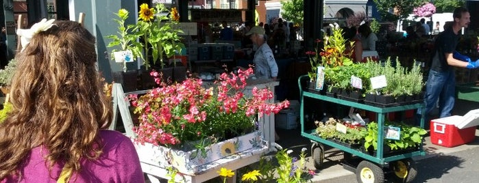 Bellingham Farmer's Market is one of Posti che sono piaciuti a Cusp25.