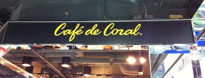 Café de Coral is one of Hong Kong.