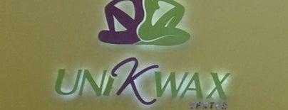 Uni K Wax Studio is one of Candy: сохраненные места.