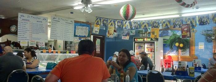 El Pacifico Restaurante y Pescaderia is one of PHX Happy Hour in The Valley.