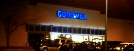 Goodwill Retail Store is one of Asheville Go-Tos.