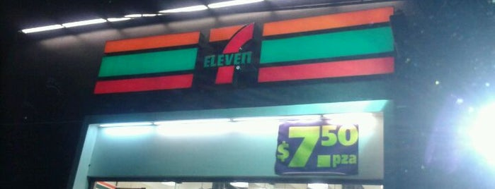 7- Eleven is one of Locais curtidos por Bob.