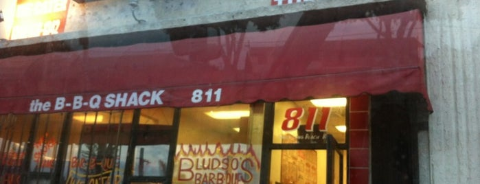 Bludso's BBQ is one of food to try.
