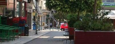 Πεζόδρομος Καλαμαριάς is one of Internet in Salonica.