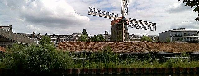 Molen De Otter is one of The Netherlands.