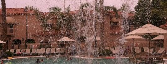 Sheraton Desert Oasis Villas, Scottsdale is one of Orte, die Jordan gefallen.